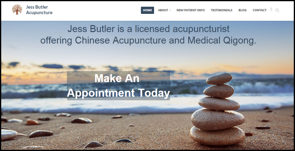 Jess Butler Acupuncture