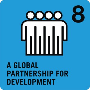 Goal 8: a global partnership for development